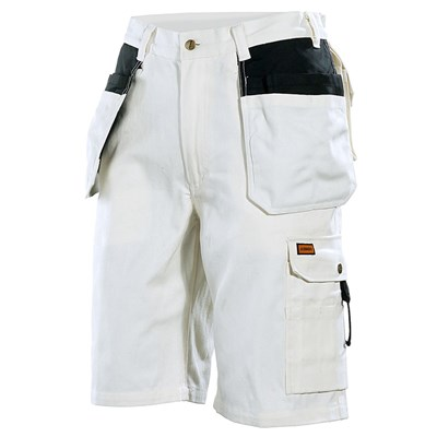 2160-11 PAINTER'S WHITE LINE SHORTS