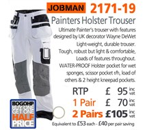 2171-19-1099 PAINTERS TROUSERS