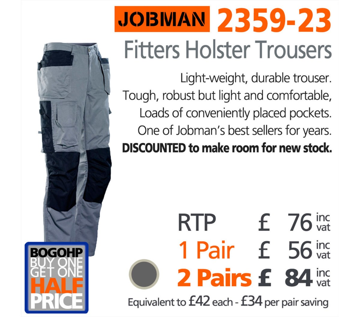 2359-23 TROUSERS