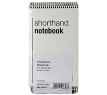 SPIRAL BOUND NOTEBOOK