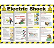"POSTER FIP3,""ELECTRIC SHOCK"""