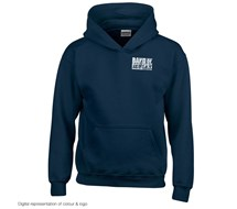 BandofBuilders Logo HOODY Kids, Navy