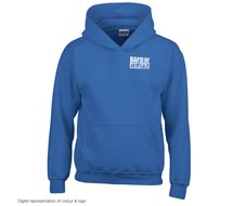 BandofBuilders Logo HOODY Kids, Royal Blue