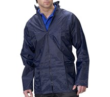 WEATHERPROOF NYLON RAIN JACKET