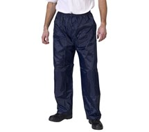 WEATHERPROOF NYLON TROUSERS